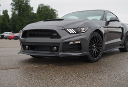 The entire lineup of 2017 ROUSH Mustangs is now shipping to authorized ROUSH dealerships.