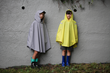 Cleverhood Rolls Out New Rain Capes for Kids -- Colorful, Well-Crafted Ponchos Made in Nearby Fall River