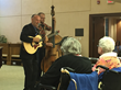 Fountain of Youth Springs with Sim Shalom Rabbi's Jazz Concert at the Jewish Home at Rockleigh