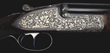 "Lebeau Courally 20 bore ""Boss Verrees"" O/U, estimated at $45,000-70,000."