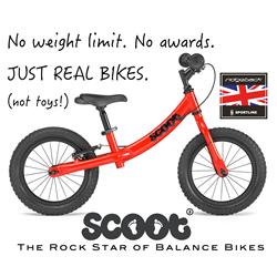 Scoot XL Balance Bike
