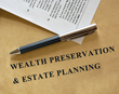 estate planning, retirement planning, wealth management, legacy planning