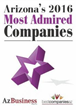 47 Companies Honored as Arizona's Most Admired Companies for 2016