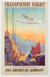 Transpacific Flight - It's a Small World by Pan American Airways, PG Lawler, c. 1938
