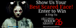 "VIDEO: Halloween Horror Nights ™ 26 ""Scared Face"" Contest Launches On BestofOrlando.com"