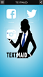 "Must-Have New App ""TEXTMAID"" by EMH Enterprises Lets Users Schedule Customized Texts to Save Time, Reduce Stress & Prevent Missed Messages"
