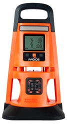 Gas Detection with the Radius BZ1 Area Monitor