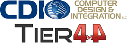 CDI LLC and Tier 44 Logo