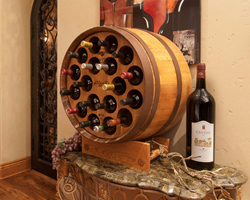 The Barrel Rack