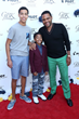 Marcus Scribner, Miles Brown, and Anthony Anderson