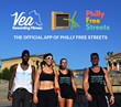 Vea Fitness Partners with Snap Kitchen and City of Philadelphia for Philly Free Streets Event on 9/24