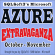 Announcing SQLSoft3's Microsoft Azure Extravaganza in October and November