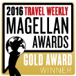 Super Value Tours Wins Two Gold 2016 Travel Weekly Magellan Awards