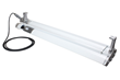 Four Foot, Two Lamp LED Light Fixture for Oil Rigs and Other Hazardous Locations