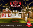 Blazin' M Ranch Holiday Shows