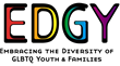 Edgy logo