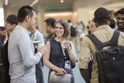 SPIE conferences are a great way to connect with colleagues, and to engage with new communities.