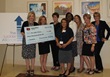 CornerStone Staffing Thanks Community for 25 Years through Multiple Donations
