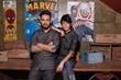 Chef Dominique Crenn and Chef Thiago Silva for Chef Works