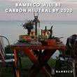 Bambeco Announces Commitment to Carbon Neutrality by 2020