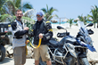Carl Reese and Sebastian Montero Set Motorcycle Record in Ecuador