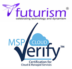 Futurism Technologies MSPAlliance Certify for Cloud Management