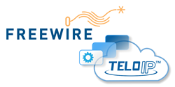 Freewire Selects TELoIP SD-WAN