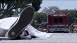 In One Instant Film Outtake - Crash Scene