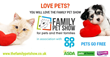 Katzenworld to Attend The Family Pet Show in Manchester 1st and 2nd of October 2016