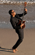 Bass Legend Stanley Clarke's Alembic Bass And Photos Are Exhibited At Smithsonian's New National Museum Of African American History And Culture Opening September 24