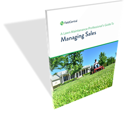 A Lawn Maintenance Software Professional's Guide to Managing Sales