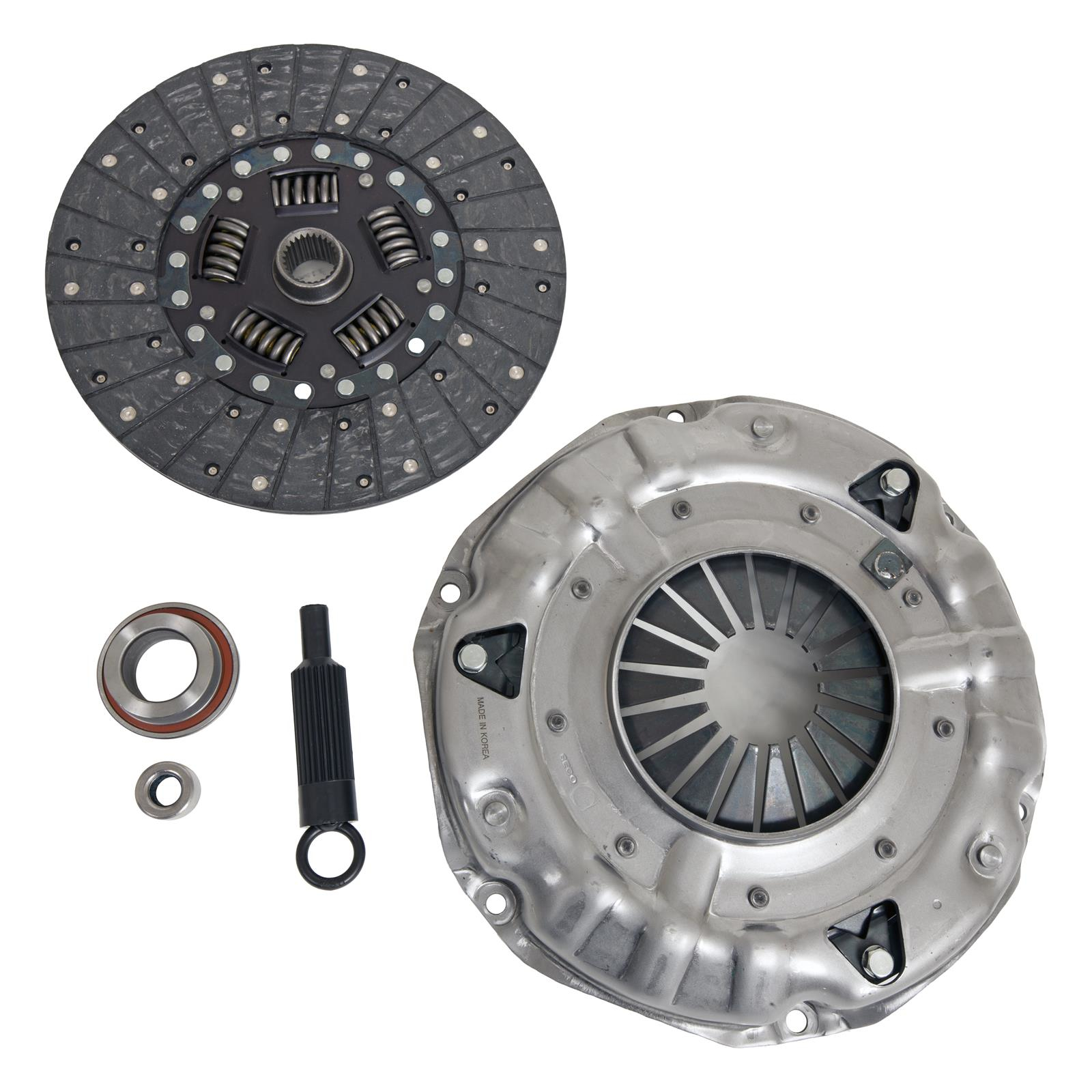 The newest performance parts now available at summit racing equipment summit racing oem replacement clutch kit for gm 1126 spline clutch sciox Choice Image