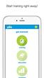 Main Menu: Premature Ejaculation App