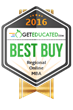 GetEducated.com Releases 2016 Best Buy Rankings of Regionally-Accredited Online MBA Programs
