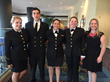 Four California Maritime Academy Students Awarded Thomas B. Crowley Sr. Memorial Scholarships