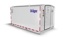 Draeger MRC 5000 Refuge Chamber