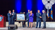 CAP Presents Air Force with Flight Intercept Painting Symbolizing Support, Anniversary
