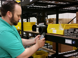 IMI Inventory Management with NFC