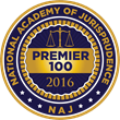 William D. Wiles Named to List of 100 Premier Trial Attorneys by the National Academy of Jurisprudence