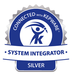 Connected with Kepware System Integrator Huffman Engineering