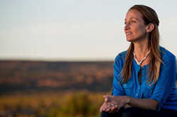 TreadRight Ambassador Céline Cousteau