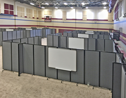 portable classroom partitions