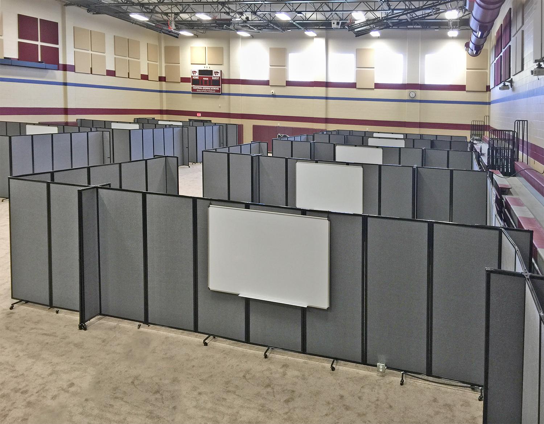 Modular Temporary Classroom ~ Versare creates temporary classrooms for displaced