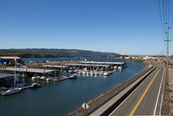 Port of Kalama marina