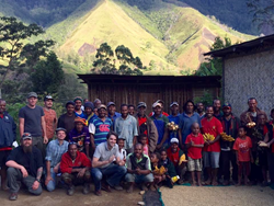 Crimson Cup seeks out new coffee relationships in Papua New Guinea