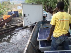 Solar microgrids installed in Kenya by Renewvia