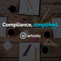 Whistic is an American tech company that provides a SaaS platform for compliance and risk assessments