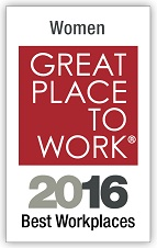 HRMS Solutions | 2016 Best Workplaces for Women
