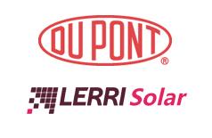 DuPont and LERRI Solar Logos
