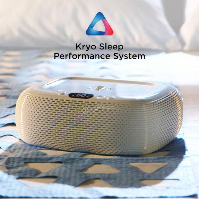 Kryo A Smart Cooling Mattress Topper Launches